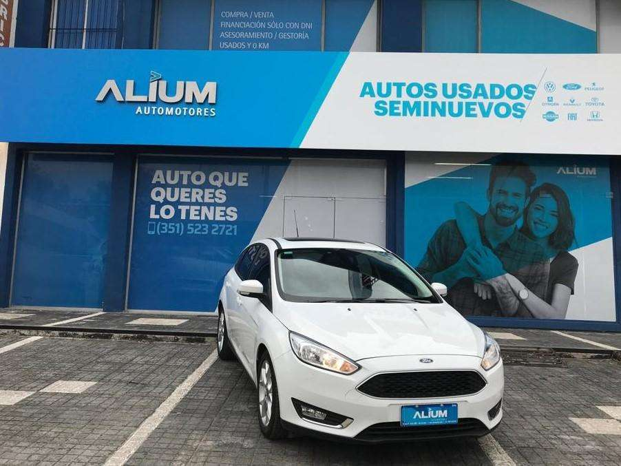 Ford Focus 2017 - 28000 km