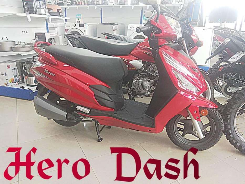 MOTO HERO DASH IMPORTADORA CHIMASA S.A. OFERTA