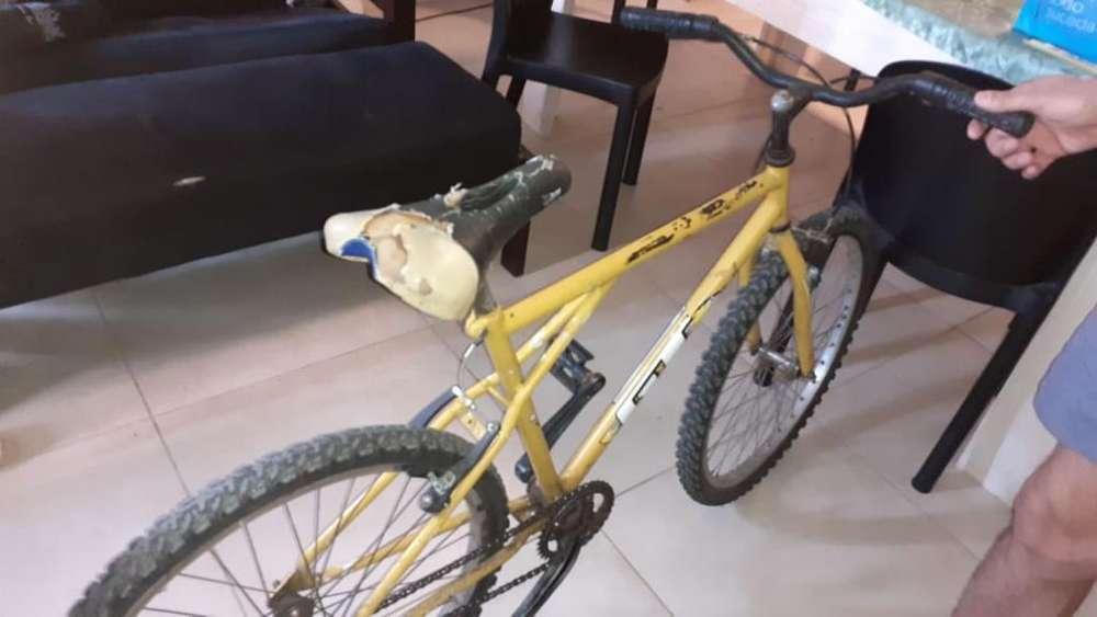 Vendo Bici Rodado 24.