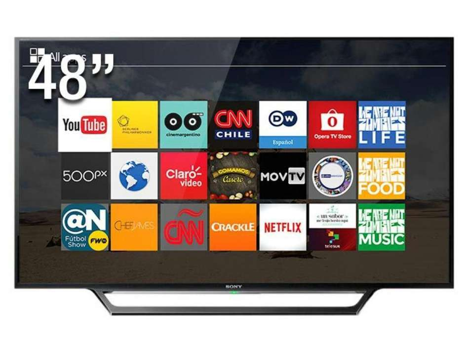 Smart Tv Sony de 48 Fullhd Nuevos