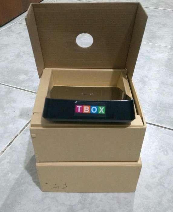 SE VENDE TV BOX COMO NUEVO