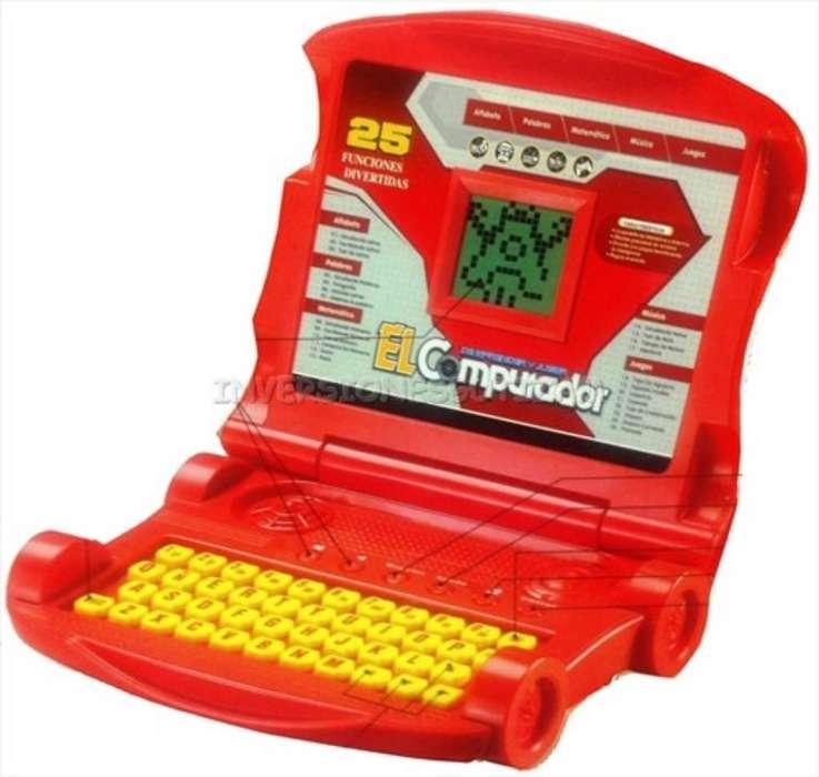 Computadora de <strong>juegos</strong> Infantiles