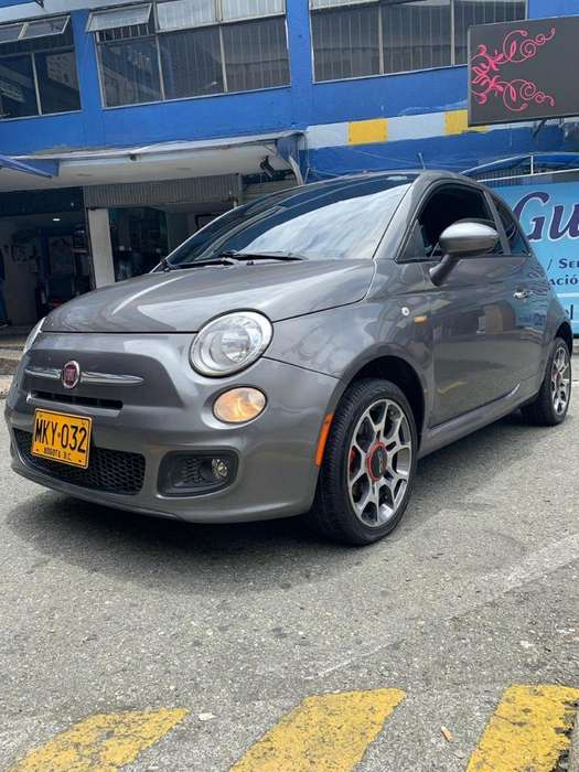 <strong>fiat</strong> 500 2013 - 72000 km