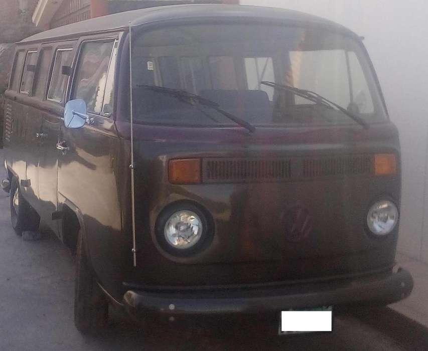 Volkswagen Combi 1987 - 30000 km