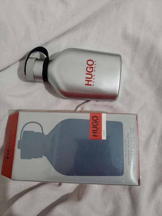 Perfume Hugo Boss Iced 125 Ml Original