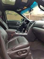 Ford Explorer Xlt 4x4 2014