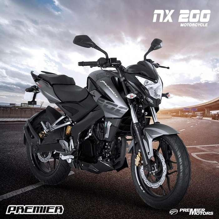 MOTO PISTERA NX 200 0KM