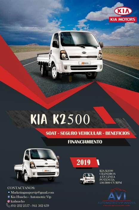 Kia Otro 2019 - 0 km