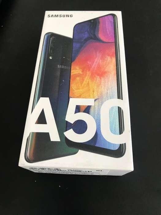 Samsung A50 Black 64gb