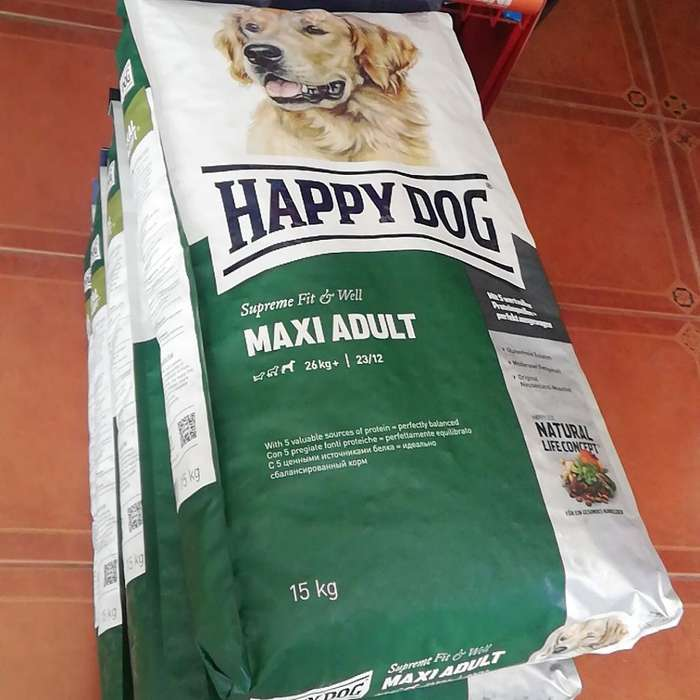 Happy Dog Super Premiun 5 Proteínas