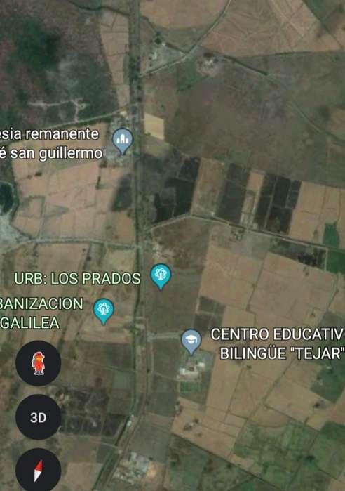 Venta Terreno Vía Samborondón Salitre K8