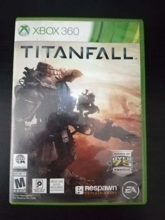 Titanfall 10/10 Xbox 360 Cambio O Vendo