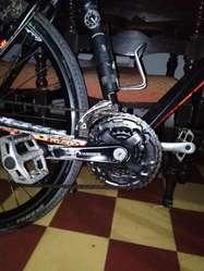 Bicicleta 29 semi carreras