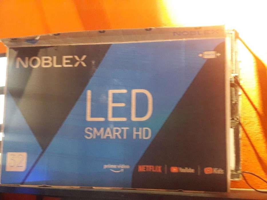Led Smart Hd 32 ' Noblex