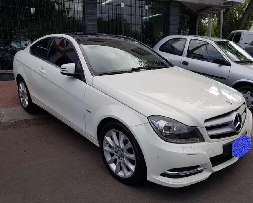 Mercedes-Benz Clase C 2012 - 40000 km