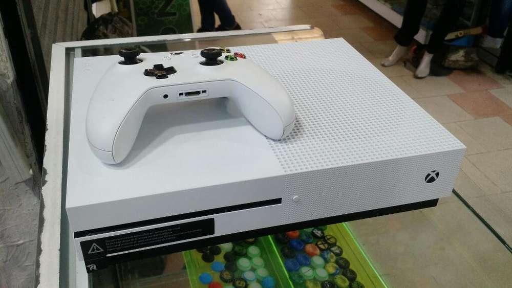 Xbox One S Usado Hermoso