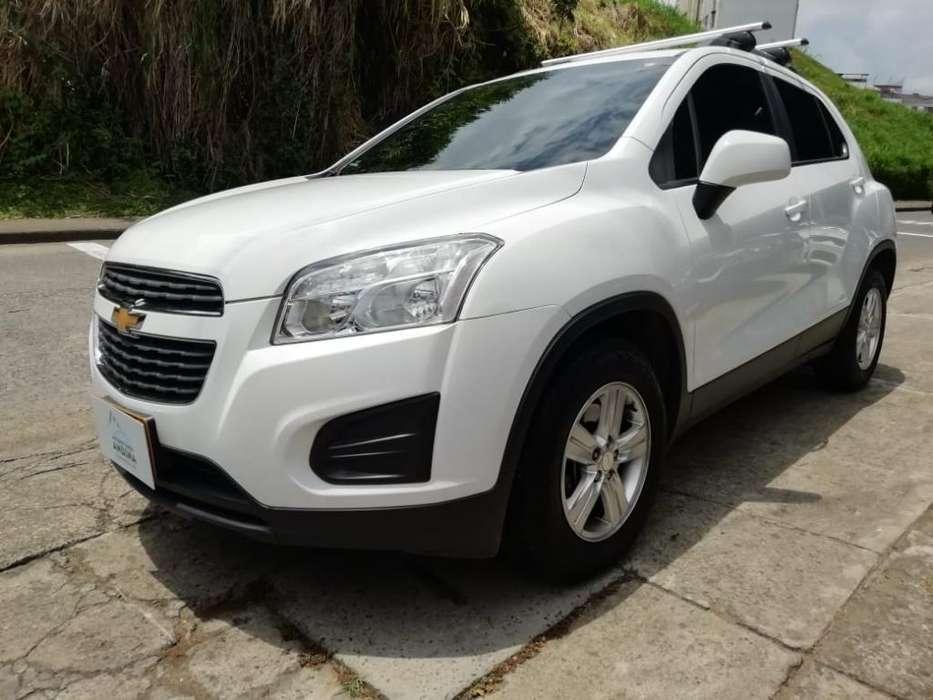 Chevrolet Tracker 2016 - 51100 km