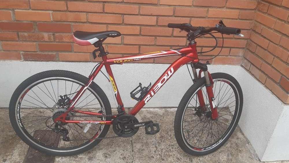 Bicicleta Marca Ribow Rin 26