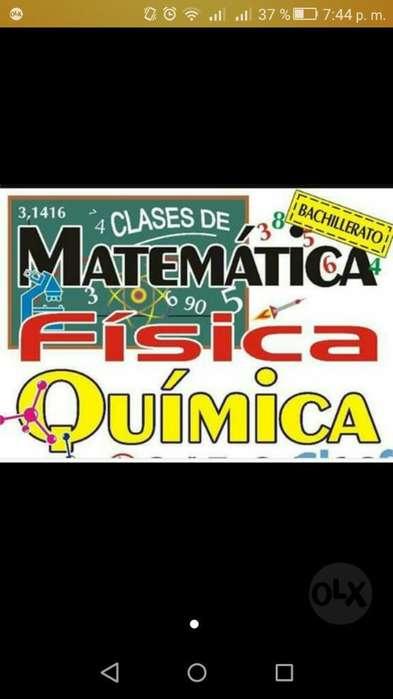 Profesor Matematicafisica Quimica Ineval