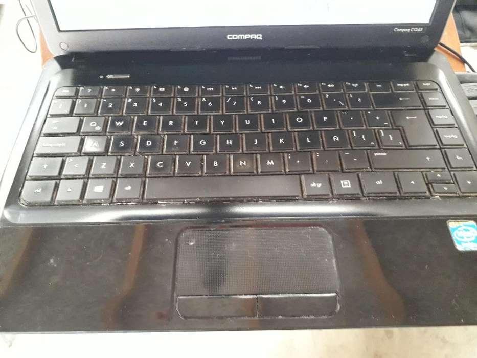 Vendo Lapto Hp Cq 45