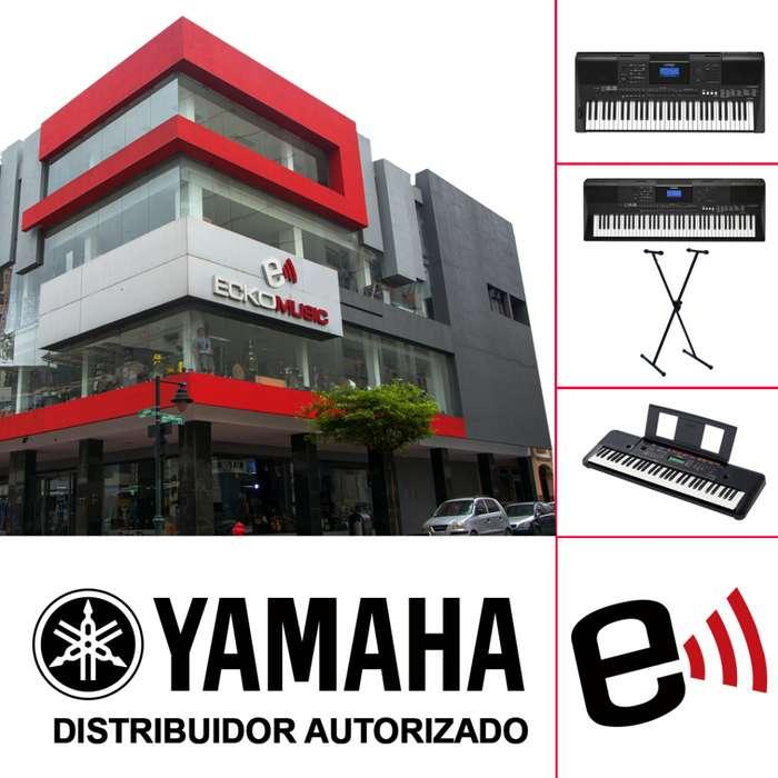 TECLADO YAMAHA PSRE670