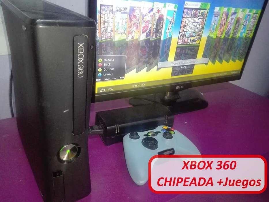 XBOX 360 - Vendo o permuto por PS3 con juegos