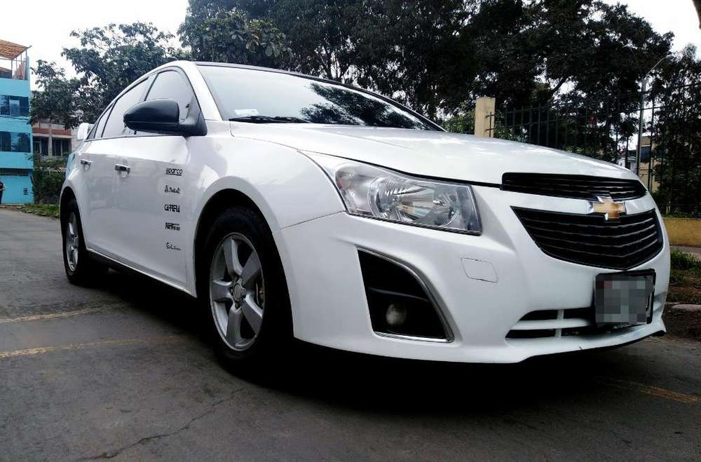 Chevrolet Cruze 2013 - 78000 km