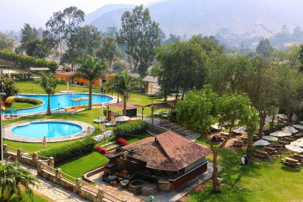Transfiero membresía de Sauce Alto Resort Cieneguilla