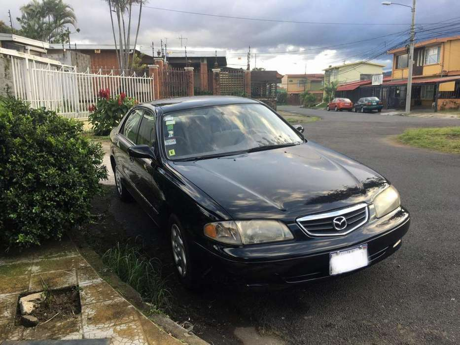 <strong>mazda</strong> 626 2001 - 211700 km