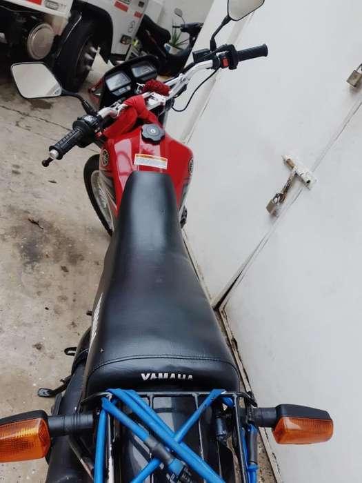 Moto Yamaha Dt 125