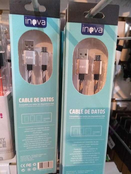 Cable de Datos Inova 2mts