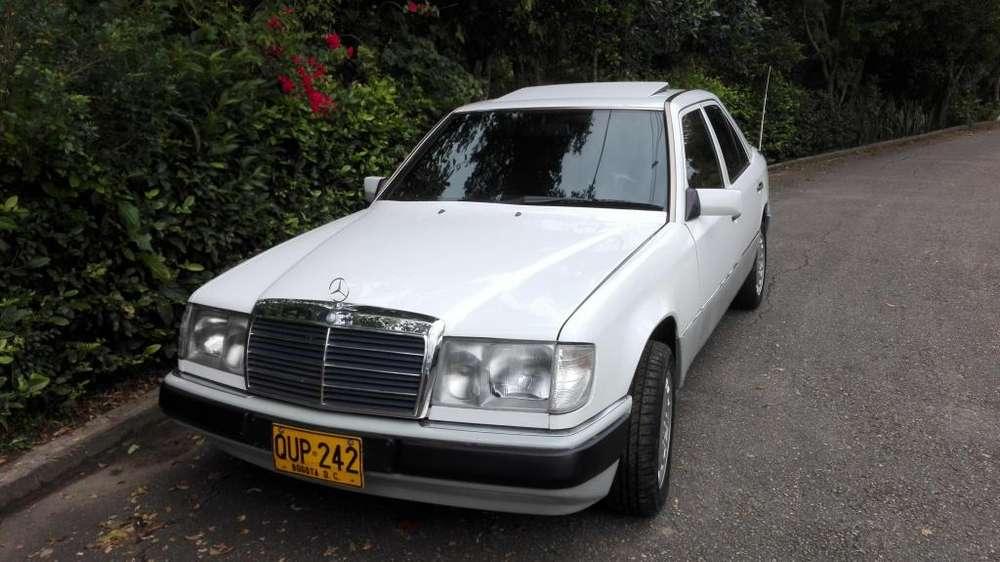 <strong>mercedes</strong>-Benz Clase E 1992 - 180000 km