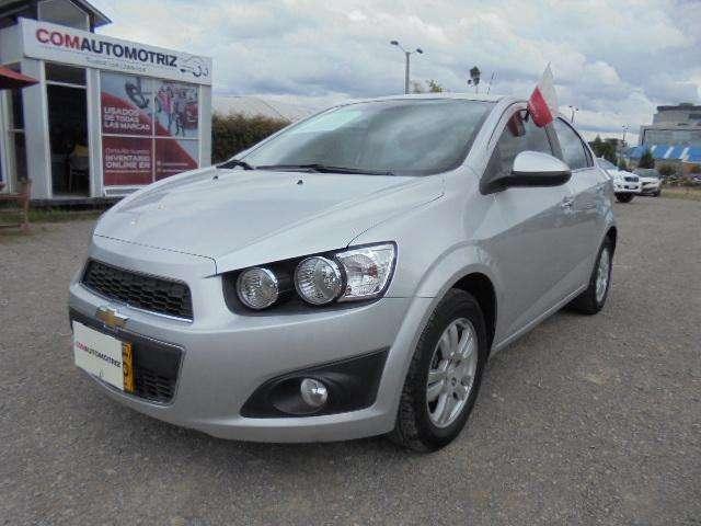 Chevrolet Sonic 2015 - 56300 km