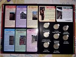 Album de Monedas Del Perú