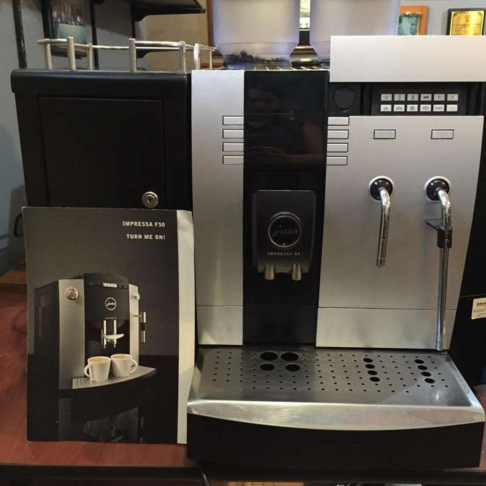 Cafetera Profesional Jura Impressa 50