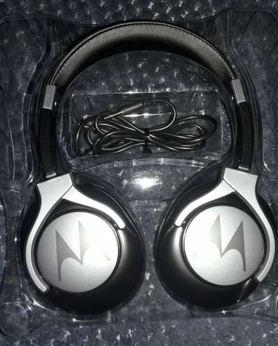 Audifonos Motorola Originales, Nuevos