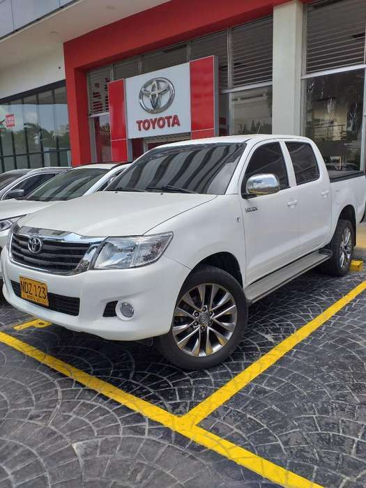 <strong>toyota</strong> Hilux 2013 - 112000 km