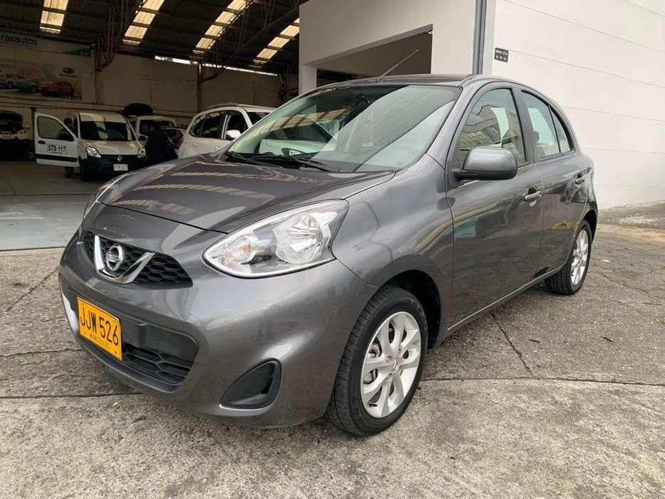 Nissan March 2018 - 20400 km