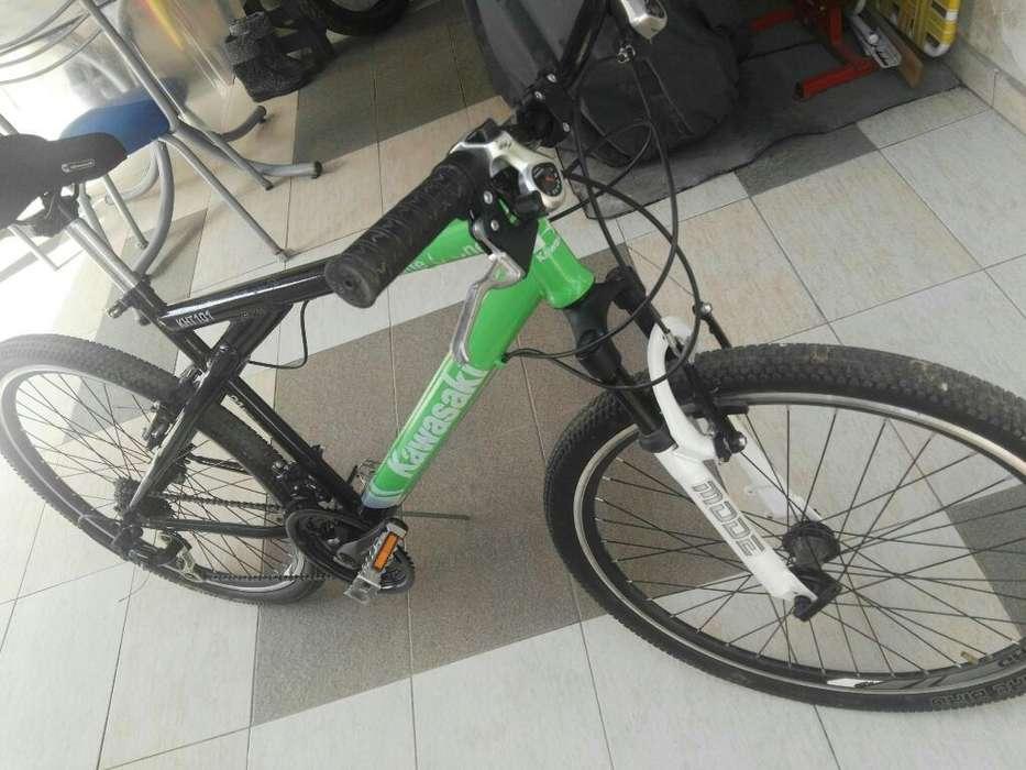 Bicicleta Kawasaki Rod28