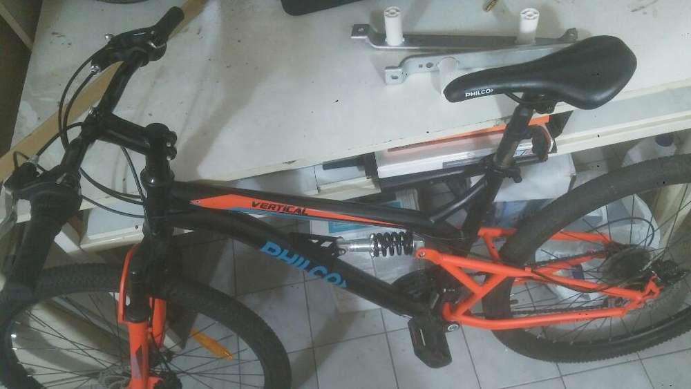 Vendo O Permuto Exelente Bici Rodando 26