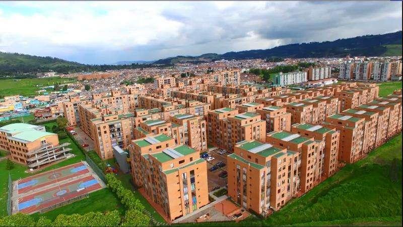 Apartamento En Venta En Facatativa Ciudadela Del Parque Geranios Cod. VBSEI3850