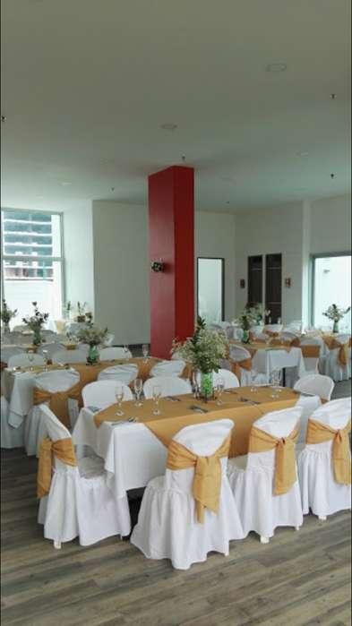 banquetes sabaneta - alquiler de sillas