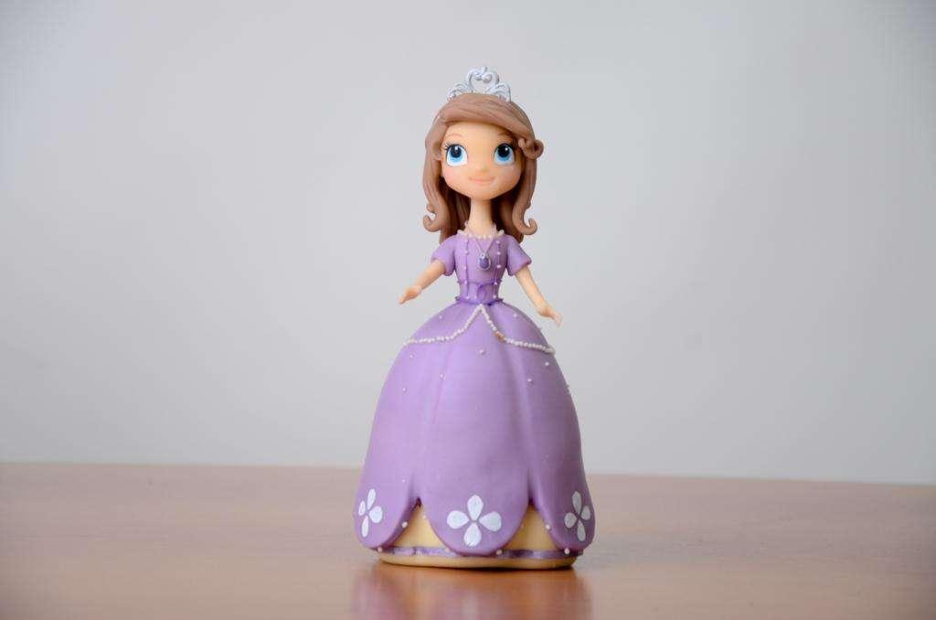 Princesita Sofia Adorno torta