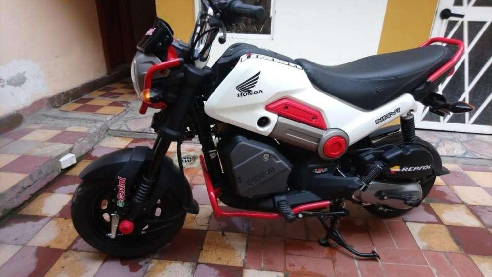 Vendo moto Honda Navi 110
