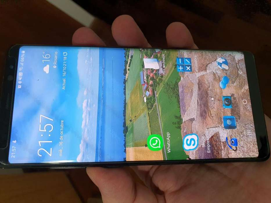 <strong>samsung</strong> NOTE 8 - IMPECABLE!!!