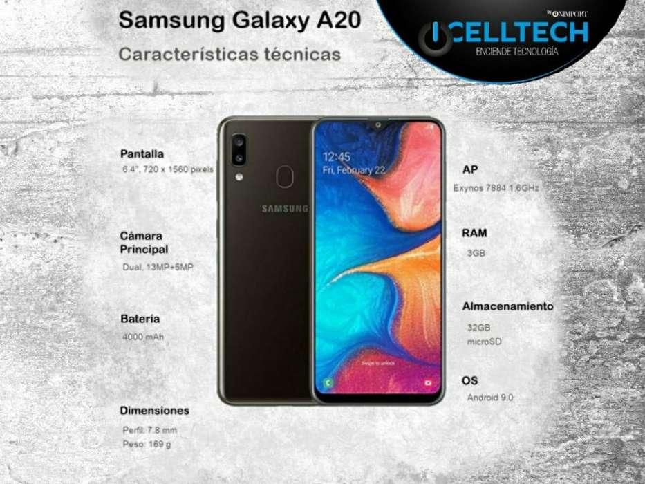 SAMSUNG GALAXY A10 32GB / SAMSUNG GALAXY A20 32GB / SAMSUNG GALAXY A30 64GB