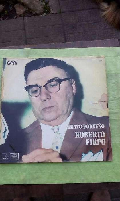 Disco de Vinilo de Roberto Firpo