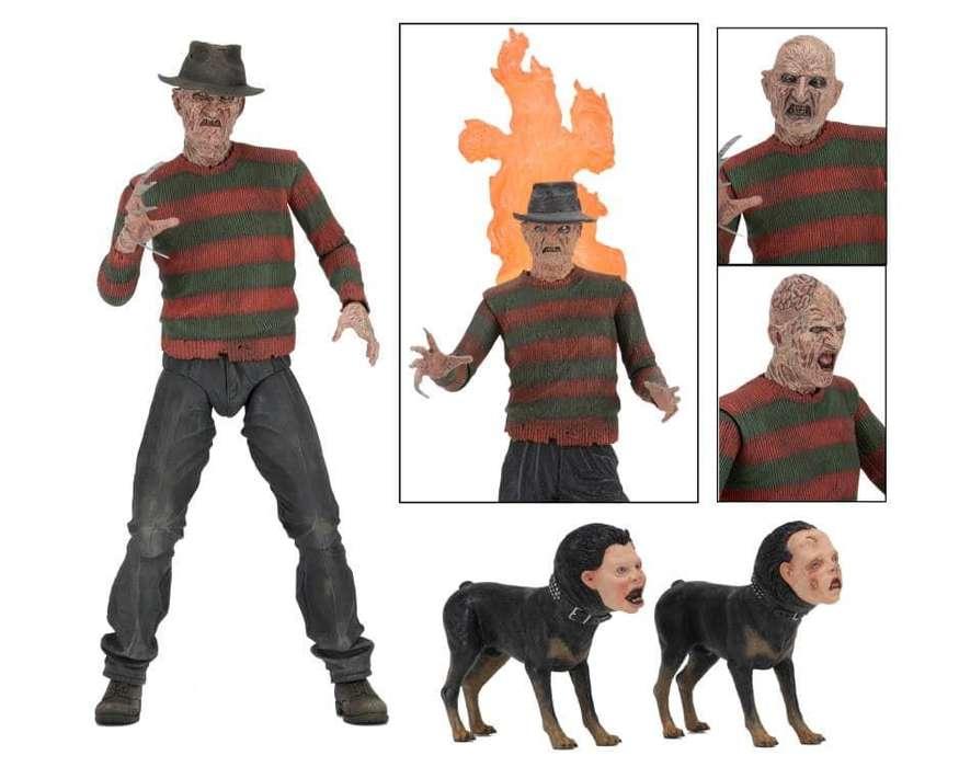Figura Ultimate Freddy Krueger Neca Nightmare On Elm Street
