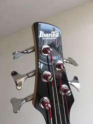Bajo Ibanez Gio - Gsr 205 / 5 Cuerdas Activo