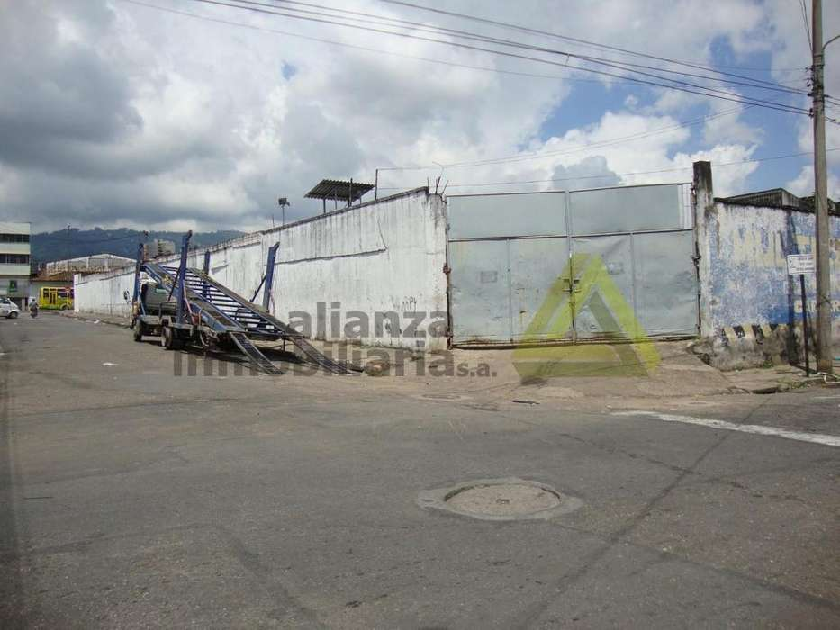 Arriendo Lote Calle 20 # 14-20/34 Bucaramanga Alianza Inmobiliaria S.A.